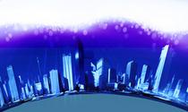 Ciudad azul cv
