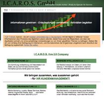 Icarosweb cv