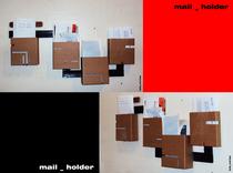 Mail holder cv