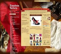 Timeless tailors cv