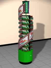 Fuji canister spinner cv