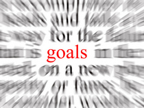 Focus on goals cv