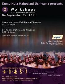 Workshop flyer1rev cv
