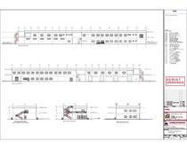 As built office locker block pw as 506 cv