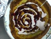 Oven pancake cv