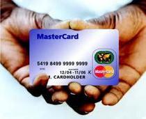 Mastercard hands cv