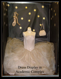 Dress display cv