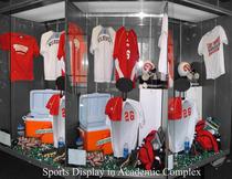 Sports display cv