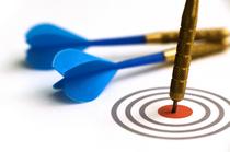 Goals dart bullseye cv