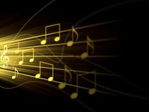 Music notes cv