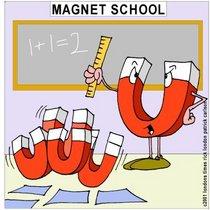 Magnet 20school cv