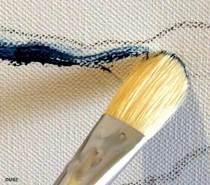 Canvas texture cv