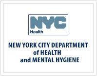 Nyc health cv