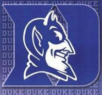 Duke logo cv