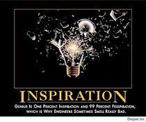Inspiration poster cv