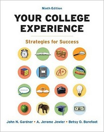 Your college experience 9780312687748 cv
