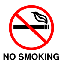No smoking 2153 cv