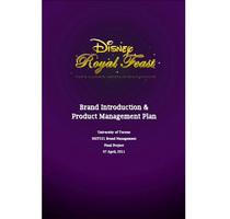 Disney cover cv