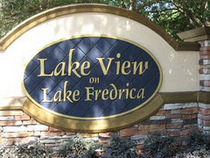 Lakeview sign cv