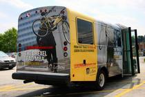 2009lcb campaign bus wrap cv