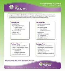 The marathon cv