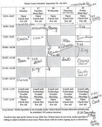 6698 web 4.2 media schedule cv