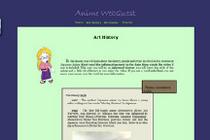 Arthistory cv