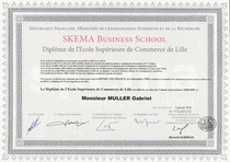 Dipl%c3%b4me skema business school cv