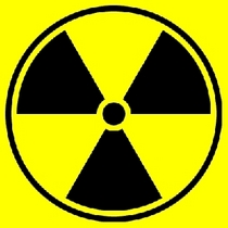 Nuclear waste sign cv
