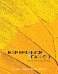 Experience spanish cv