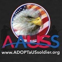 Adopt a soldier cv