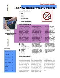 Flu shot instructions page 1 cv