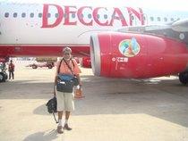Rama in chennai airport cv