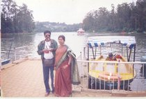 Rama and indira in ooty cv