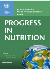 World nutrition document cv