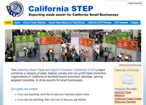 California step cv