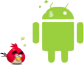 Android angry 25 cv
