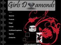 Girlsdiamondsweb cv