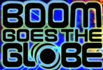 Boom logo glow cv