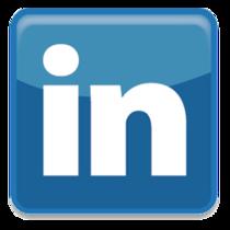 Linkedin icon cv