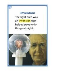 Invention cv
