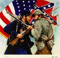 Civil war soldiers cv