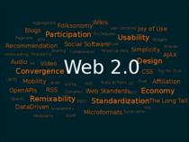 Web2.0 cv