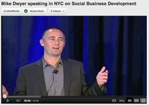 Linkedin speaking event nyc cv