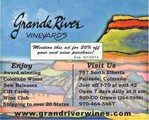 Grand river cv