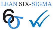Lean six sigma logo cv