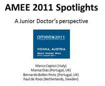 Amee spotlights cv