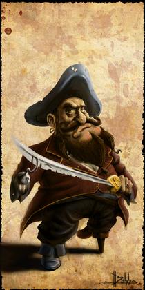 Pirate cv