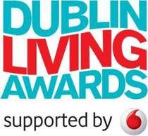 Dublin living awards logo cv