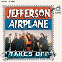 Album jefferson airplane takes off cv